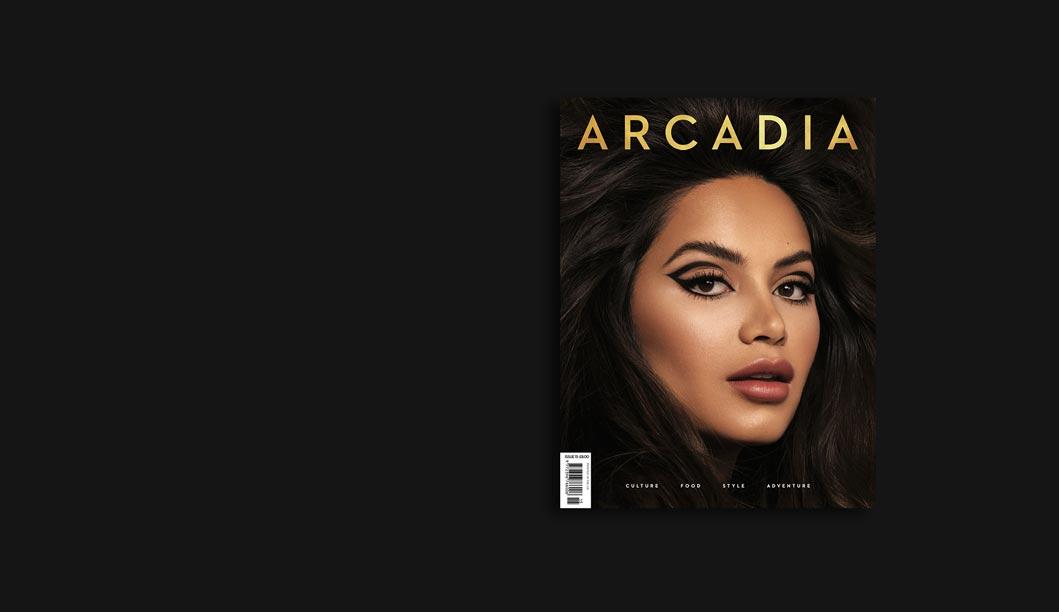 Arcadia Magazine issue 15 cover