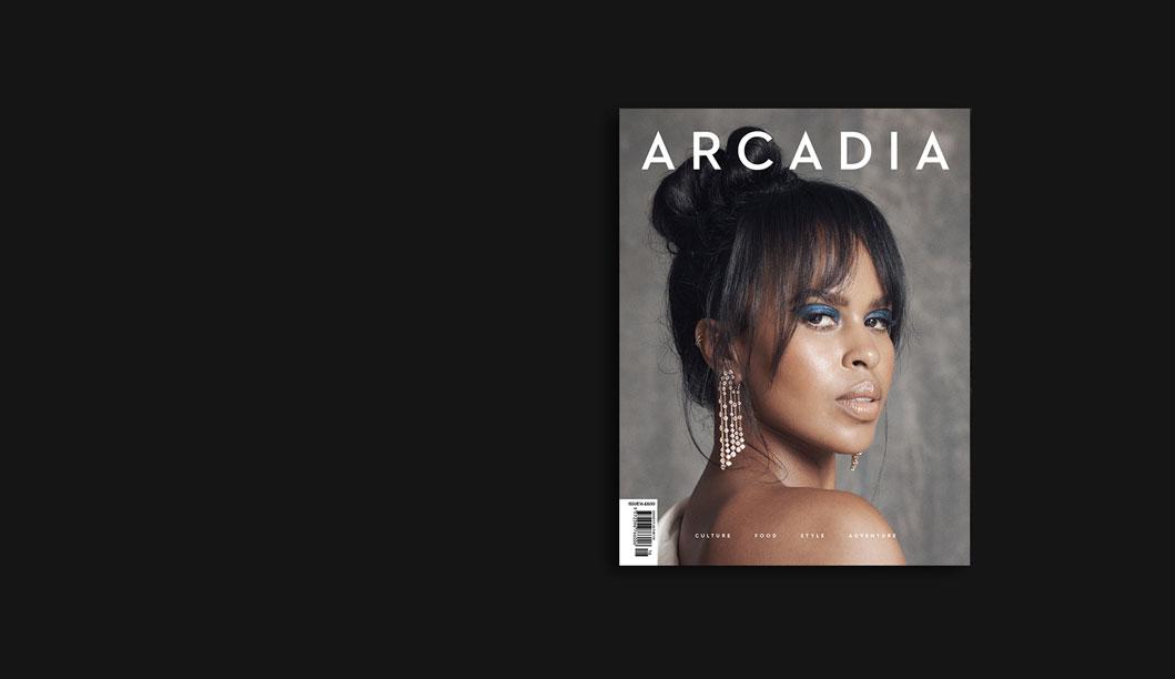 Arcadia Magazine issue 16 cover